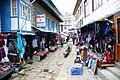 Namche Bazaar-Khumbu-Lodge-06-Strasse-2007-gje.jpg