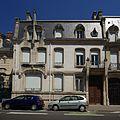 Nancy, immeuble 52 cours Léopold.JPG