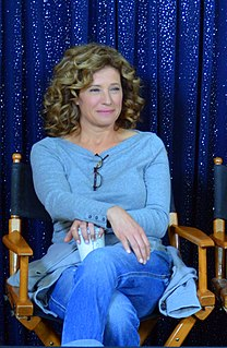 Nancy Travis American actress