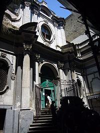 San Nicola a Nilo, Naples