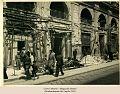 Napoli 1943, Corso Umberto, negozi.jpg