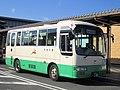 Nara Kotsu 208 at Horyuji Station-1.jpg