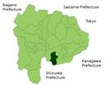 Narusawa in Yamanashi Prefecture.png