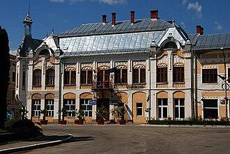 Năsăud - Năsăud town hall