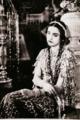 Naseem Banu as Ophelia in Hamlet 'Khoon ka Khoon' ('Blood for Blood') 1935 (14243390123).png
