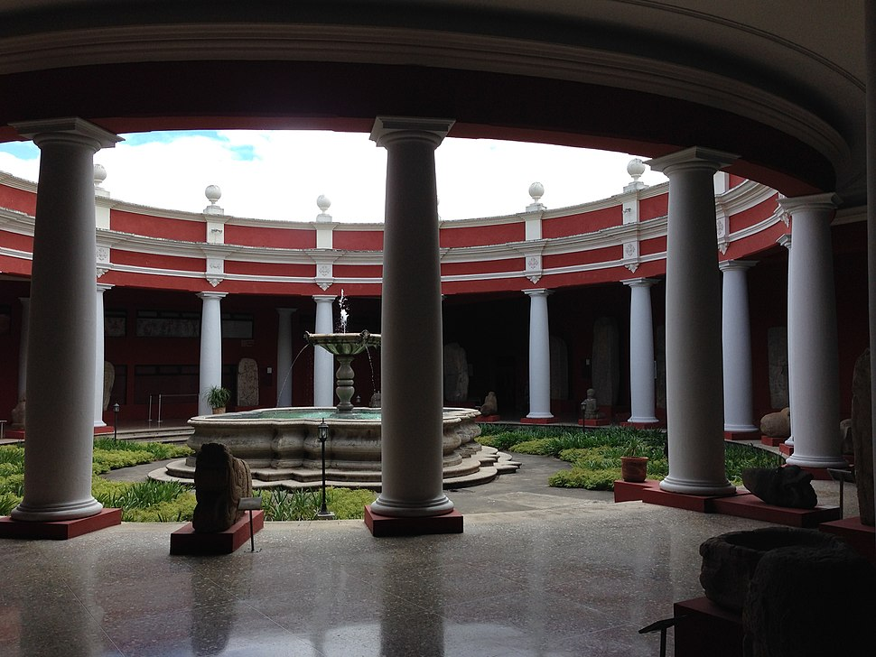 Nationalmuseum für Archäologie und Ethnologie, Guatemala-20
