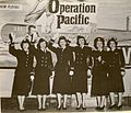 Navy nurses at the premiere of Operation Pacific -1951.jpg