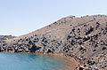 Nea Kameni volcanic island - Santorini - Greece - 01.jpg