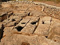 Necrópolis occidental. Detalle tumbas.JPG