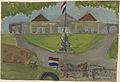 Nederlandse troepen bezetten het presidentieel paleis Rijksmuseum NG-1998-7-14.jpeg