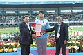 Neeraj Chopra Of India(Javelin) Is Being Felicitated.jpg
