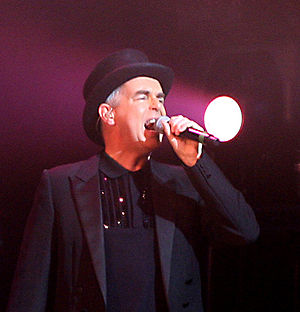 Pet Shop Boys live in concert on October 13, 2...