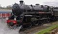 Nene Valley Railway-BR Class 5 4-6-0 No 73050 - Flickr - mick - Lumix.jpg