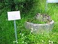 Neustadt-Glewe Reste Einmann-Luftschutzbunker auf ehemaligem KZ-Gelaende 2007-06-06.jpg
