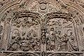 New Cathedral, Salamanca, 1513 - 1733 , exterior portal (6) (28789880723).jpg