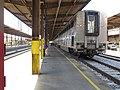 New Orleans Union Passenger Terminal Feb 2018 Track Amtrack Train.jpg