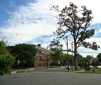 New Providence, New Jersey - Municipal building