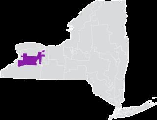 New Yorks 59th State Senate district American legislative district