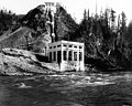 New power plant below Snoqualmie Falls, Seattle-Tacoma Power Co, 1911 (CURTIS 1176).jpeg