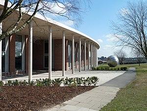 Newman University, Birmingham - Newman University, Birmingham, Library