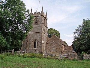 Church of the Holy Trinity, Newton St Loe
