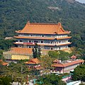 Ngong Ping. The Hall of Great Hero - panoramio.jpg
