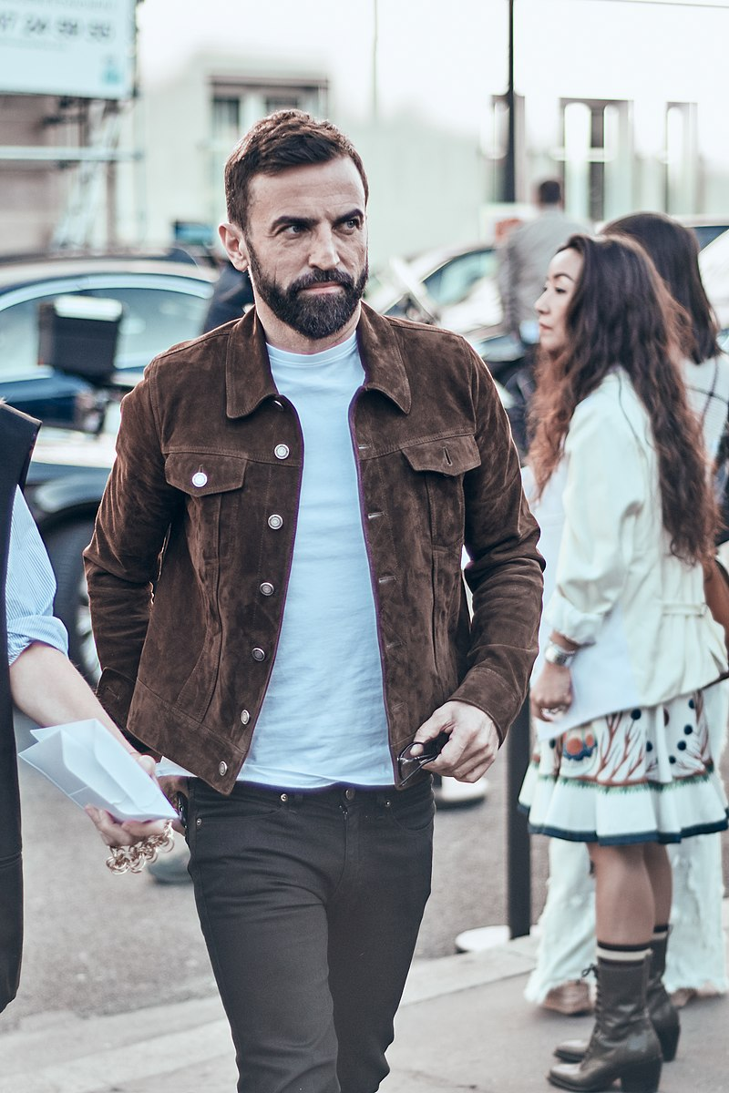 Nicholas Ghesquiere Paris Fashion Week Spring Summer 2019.jpg