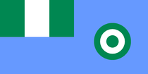 Nigerian Air Force Flag.png