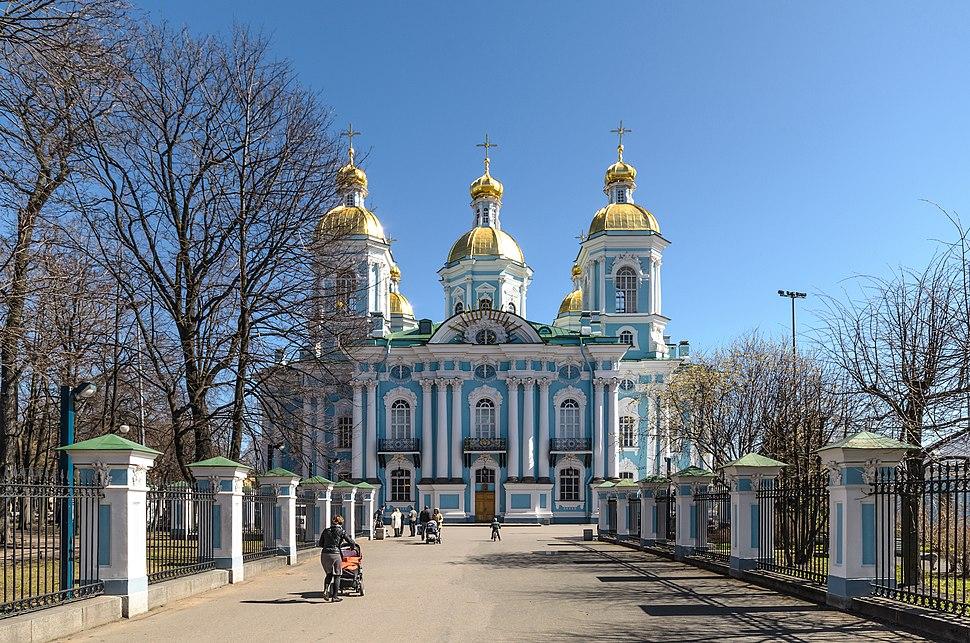 Nikolsky Cathedral SPB 1