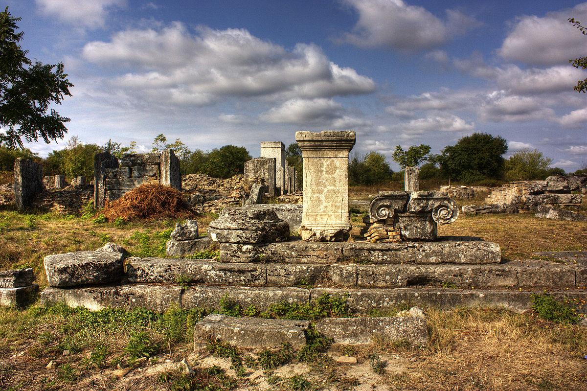 Nicopolis ad Istrum - Wikipedia