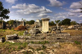 ancient Roman city in Thracia