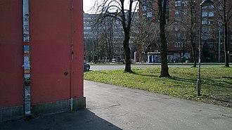 "Ninth Belgrade Gymnasium - Image: Ninth Belgrade Gymnasium ""Mihailo Petrović Alas"" SC"