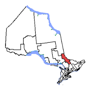 Nipissing—Timiskaming federal electoral district of Canada