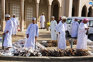 Omanis - Omani people in Nizwa