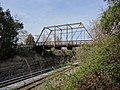 Nokesville Truss Bridge; south side; Nokesville, VA; 2014-04-13.jpg