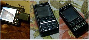 XpressMusic - Nokia 3250