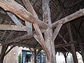 Nolay - Les halles du XIVe siècle 12 - detail.jpg