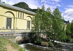 Nore og Uvdal - Image: Nore I 2