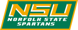 Norfolk State Spartans wordmark.png