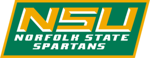 Battle of the Bay (Hampton–Norfolk State) - Norfolk State logo