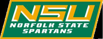 Battle of the Bay (Hampton–Norfolk State) - Norfolk State logo