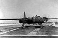 North American XB-28 running up.jpg