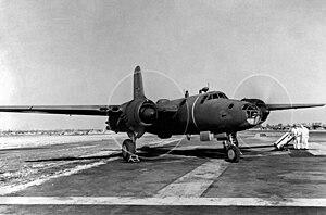 North American XB-28 Dragon - Wikipedia
