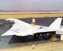 North American XB-70A Valkyrie (SN 62-0001). Photo taken at Wright-Patterson AFB 061122-F-1234P-012.jpg