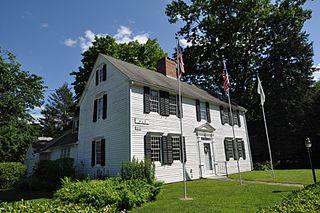 Fort Hill Historic District (Northampton, Massachusetts) United States historic place
