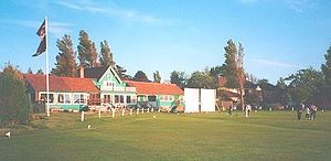 Northern Cricket Club - Image: Northern Club Crosby