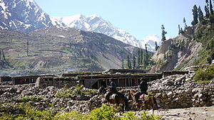 Khuda Kay Liye - Federally Administered Tribal Area of Pakistan, where the film shot