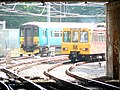 Northern Rail 156463 and Tyne and Wear Metro 4060.jpg