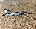Northrop YF-17 Cobra - in flight.jpg