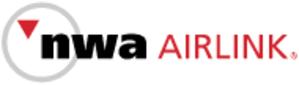Northwest Airlink - The 2003-2010 logo for Northwest Airlink.